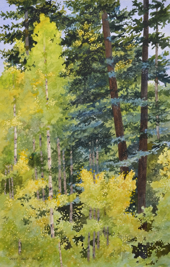 "LARRY C HAUGHT ""Miners Creek Gold"""